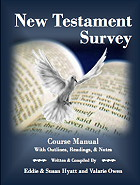 New Testament Survey by Dr. Eddie L. Hyatt