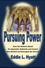 Pursuing Power by Dr. Eddie Hyatt